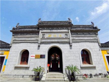 苏州市长泾庙