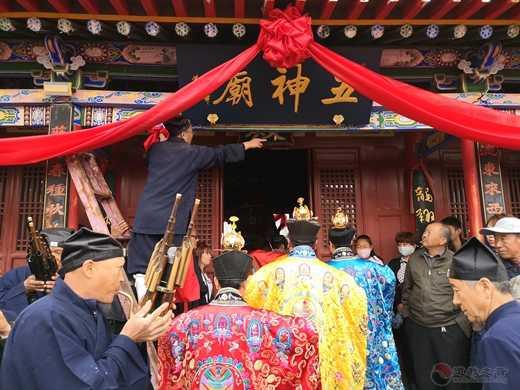 山西省朔州市道教协会举办民俗生态文化旅游节