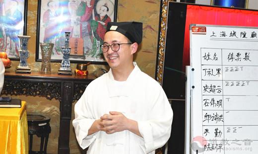 """上海城隍庙评选第六届""""文明之星"""""""