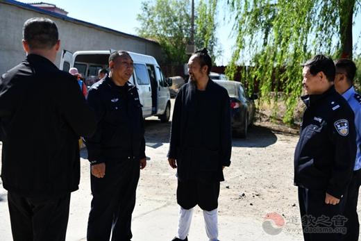 双辽市崇圣宫成功举办己亥年四月十八传统庙会