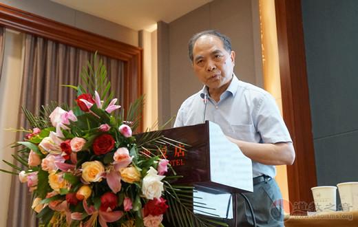 """第二届中国本土宗教研究论坛""""在嵩山召开"""