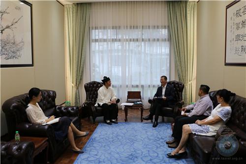 中国道教协会派代表赴马来西亚考察筹办道教文化展演事宜