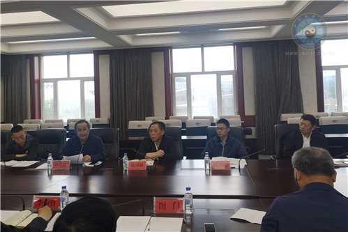 中国道教协会第十一届玄门讲经暨长白山论道活动协调会召开