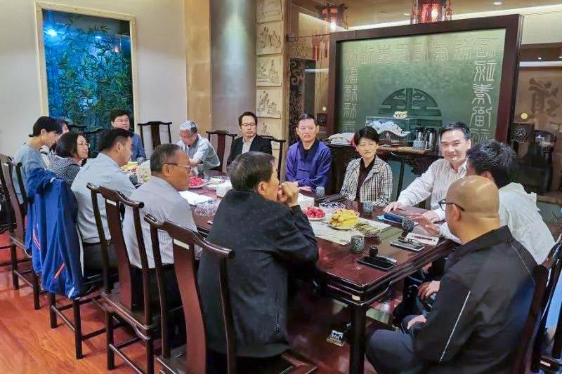 上海五教联席会议谋划庆祝新中国成立70周年活动