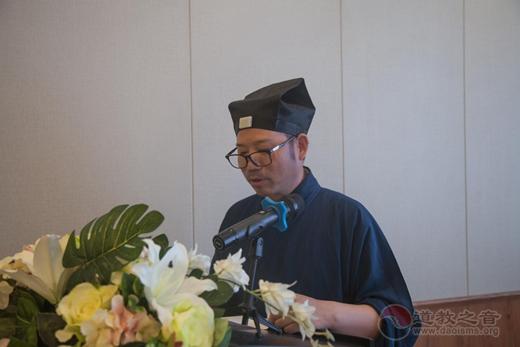 合肥市廬陽區道教協會第二次代表會議勝利召開