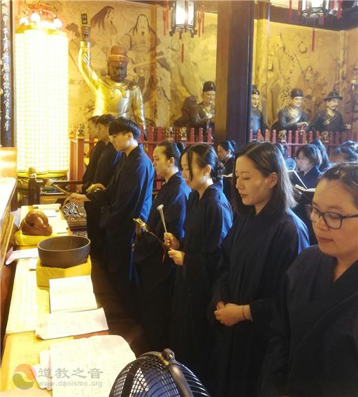 上海城隍庙第六期皈依弟子诵经班结业