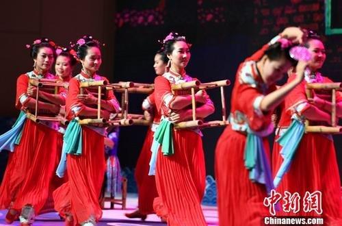 海峡论坛妈祖文化活动周在福建湄洲岛启幕