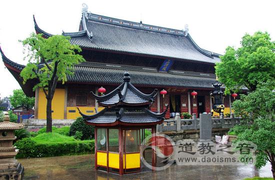 清代前中期的苏州道教——以苏州玄妙观为中心探讨