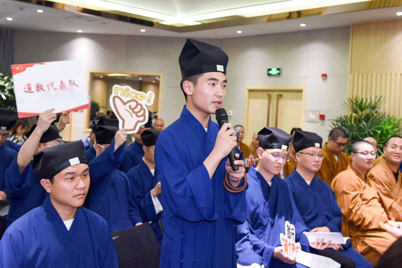 上海市宗教界开展新修订《条例》知识竞赛