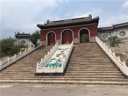中国社会科学院世界宗教研究所学者进行长城文化带宗教文化调研