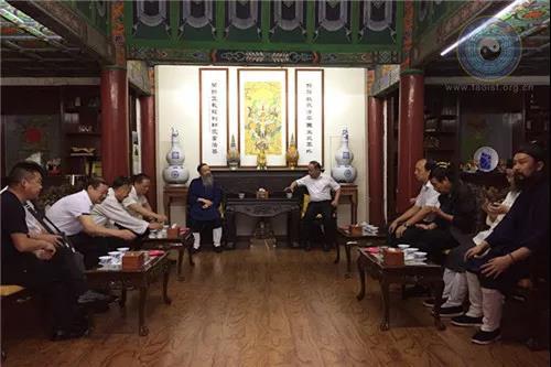 中国道协考察团赴武当山考察调研方丈升座暨传戒活动事宜