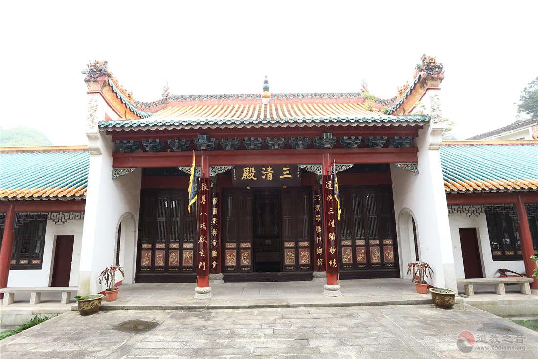 湖南南岳朱陵宫