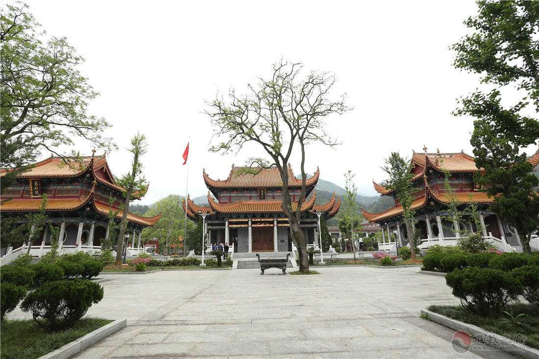 南岳衡山道院、南岳坤道学院