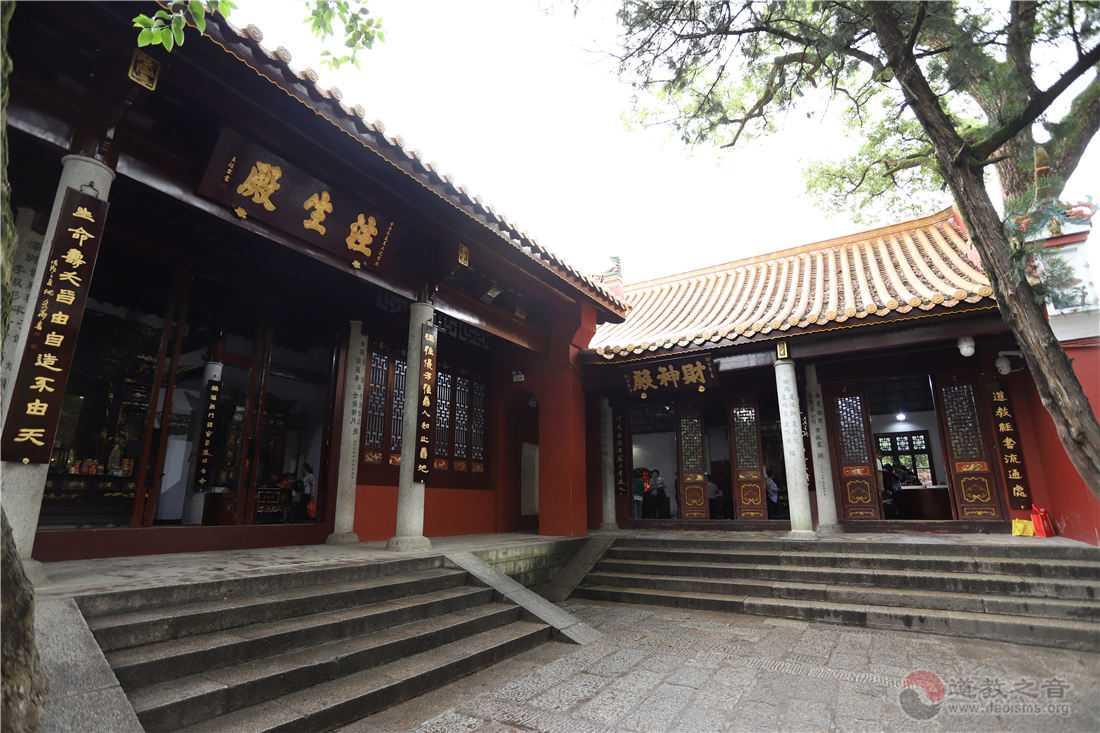 湖南衡陽南岳大廟