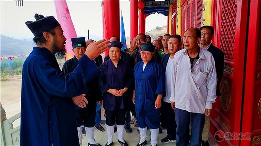 陕西榆林子洲道协举办首届道教基础知识培训班