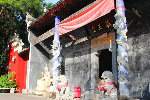 湖北省蘄春普陽觀