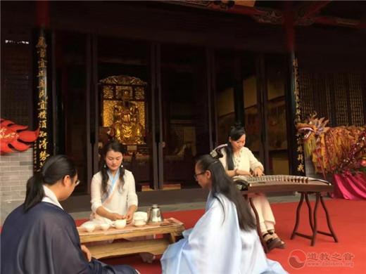 合肥市庐州府城隍庙举办第三届七夕文化节