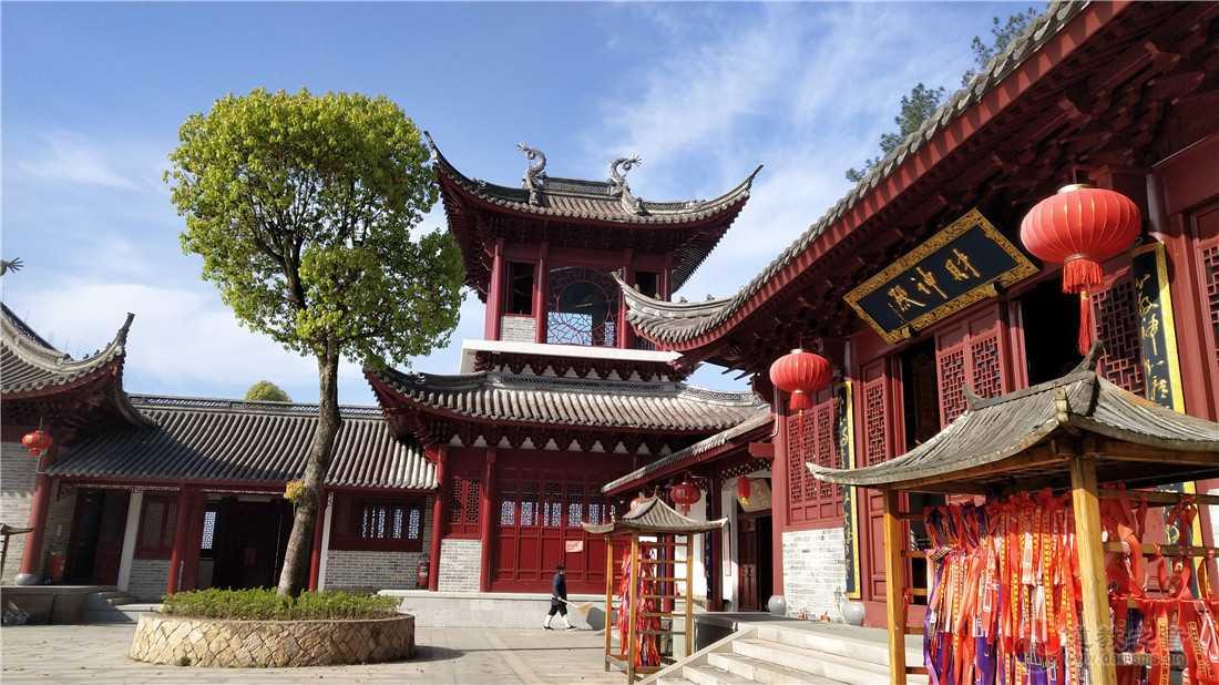 台州桐柏宫