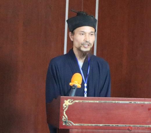 荣成市道教协会第二届一次会员大会圆满召开