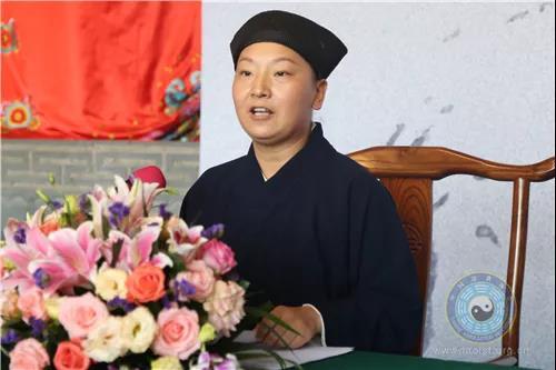 中国道教协会宣讲团在常州横山白龙观举行巡回讲经