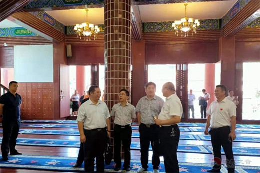 益阳市2019年度全市宗教界代表人士谈心活动暨培训班成功举办