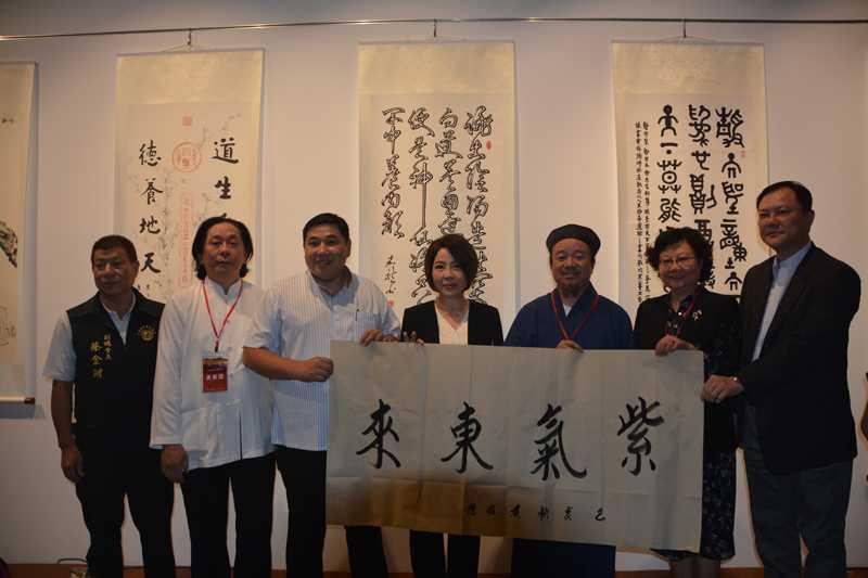 中国道教协会副会长黄信阳道长出席第二届道教文化高峰论坛