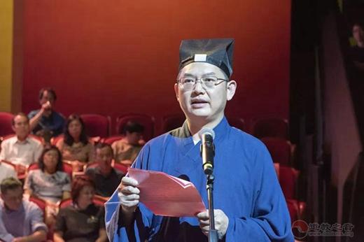 上海市民族宗教界举行庆祝中华人民共和国成立七十周年歌咏会