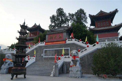 北京市房山区上英水真武庙(图集)
