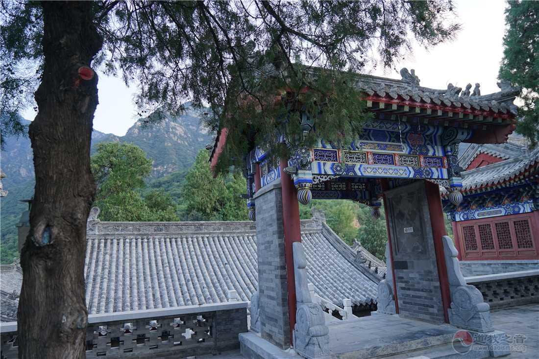 北京市房山区上英水真武庙
