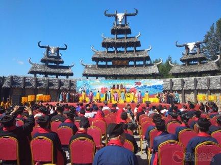 吉林省道教协会举行庆祝新中国成立70周年祈福法会
