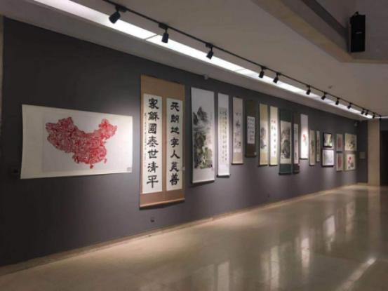 辽宁省举办宗教界庆祝新中国成立70周年美术书法摄影展