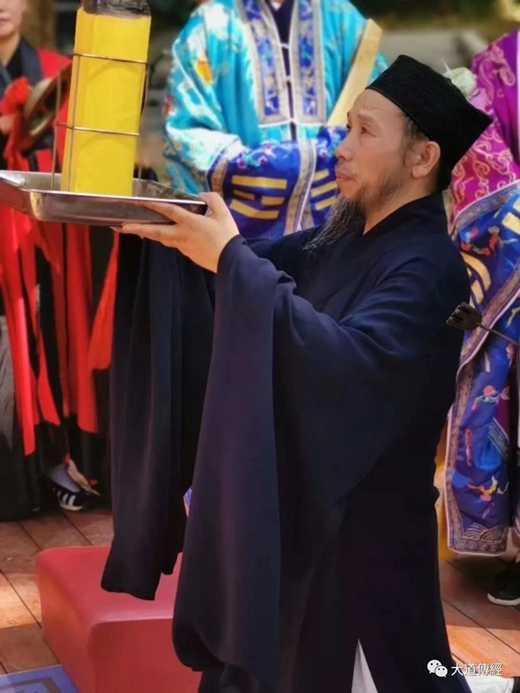 """武漢大道觀隆重舉行""""紀念中國人民抗日戰爭勝利74周年和平祈禱""""系列活動"""