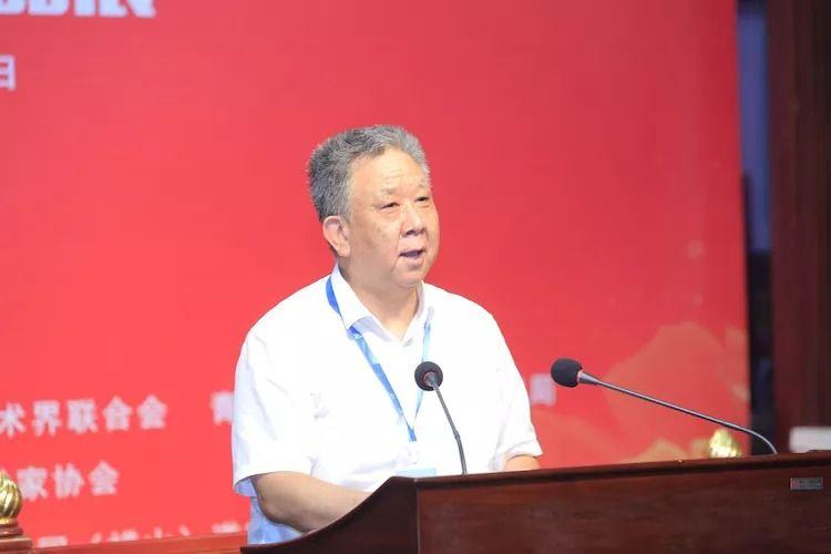 中国(崂山)道家书画院举行建院三周年纪念活动暨书画作品展开展仪式