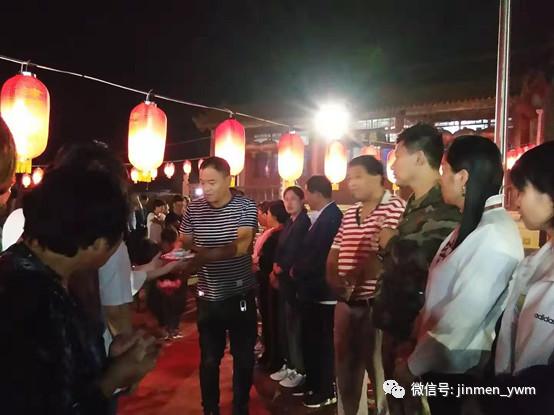 津门药王庙己亥年中秋拜月活动圆满