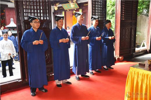 上海道教界庆祝中华人民共和国成立70周年系列活动成功举办