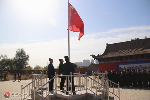 青铜峡市道协举行庆祝新中国成立70周年暨道教音乐展演系列活动