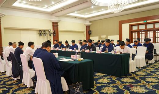 江苏省道协举行庆祝中华人民共和国成立70周年座谈会