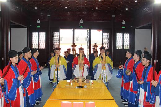 """上海道教学院举行""""我和我的祖国""""主题系列庆祝活动"""