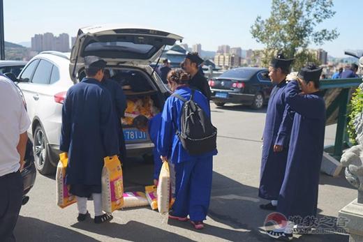 吉林市道教协会教职人员素质培训班暨书画展举行