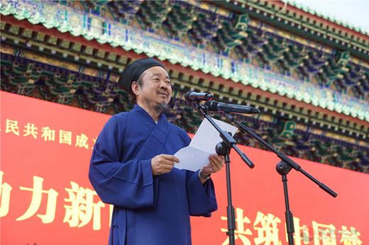 黄信阳道长:宗教书画艺术是宗教文化的重要载体