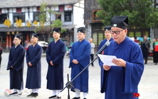 龙虎山道教协会隆重庆祝中华人民共和国成立70周年