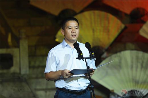 长沙县委常委统战部长赖坤明致辞