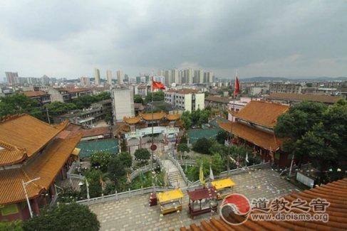 岳阳市道协、岳阳楼区道协热烈庆祝中华人民共和国成立70周年