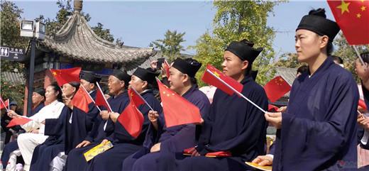 河南省道协在全省道教界开展《我和我的祖国》学唱活动的倡议