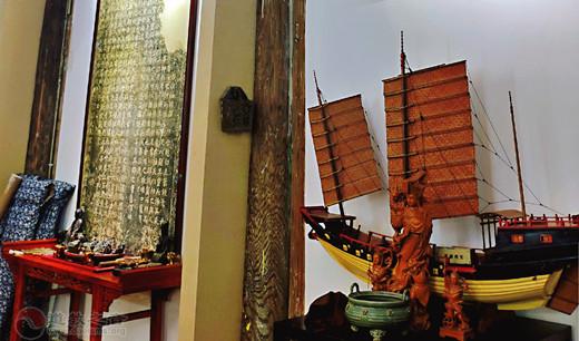 福州市海丝信俗文化交流中心举行揭牌仪式