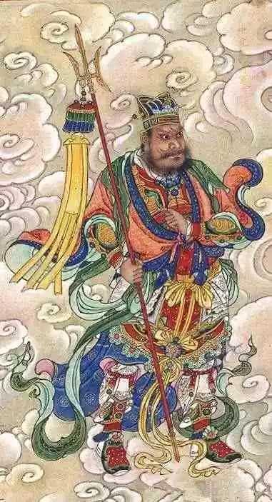 三元统御唐葛周三大将军同判岱岳冥司,管三天门奏章上表