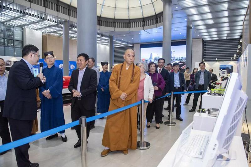 上海市宗教界人士赴自贸区临港新片区学习考察
