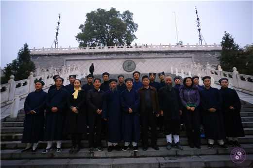 陕西省道协整改调研组赴宝鸡、杨凌进行专题调研