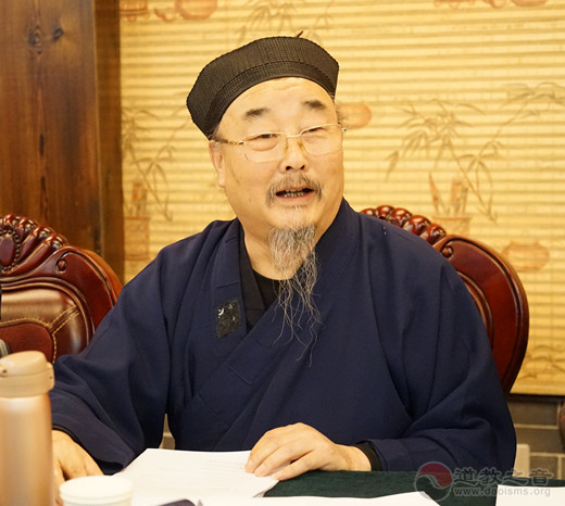 北京市道教协会召开三届六次常务理事会议