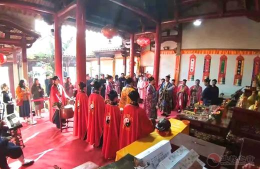 福建省惠安县首届青山王民俗文化节成功举办